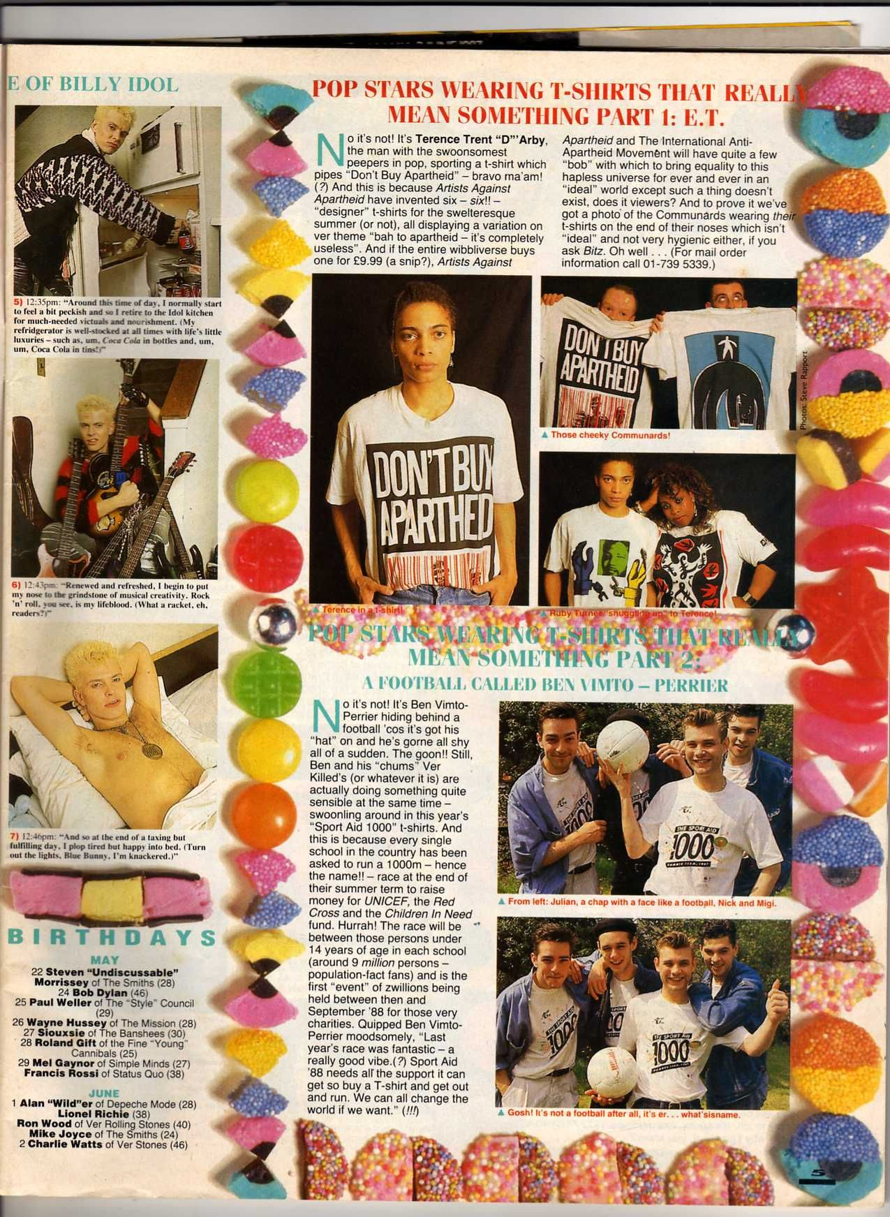 SMASH HITS SWEETS 3