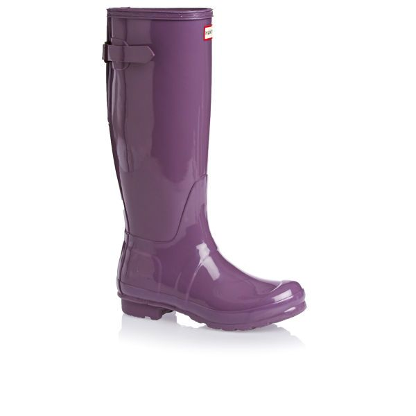 Purple Hunter Wellies