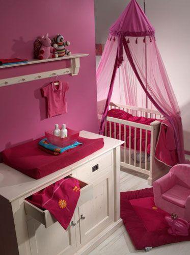 Decoración de Dormitorio de Bebé. A todas las mujeres, tener un bebé ...