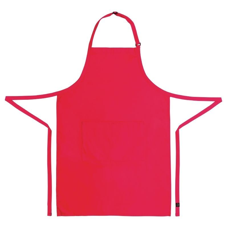 Chef Works Adjustable Bib Apron professional Kitchen Restaurant ...