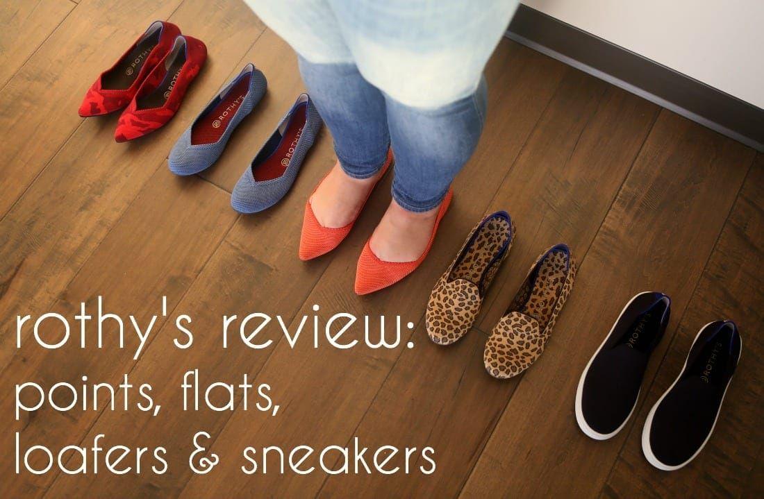 Rothys shoes, Shoe