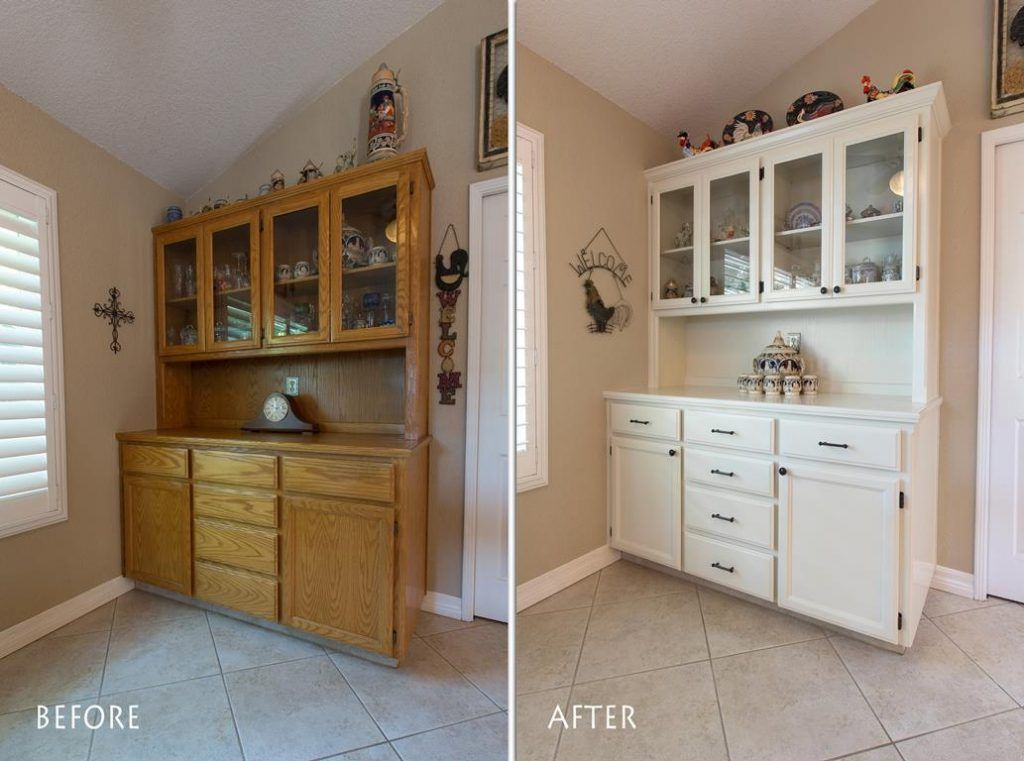 Kitchen Cabinet Refinish In Modesto Ca Modern Kitchen