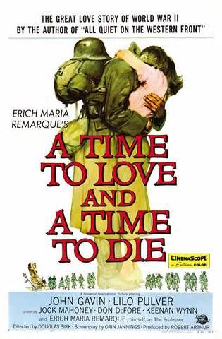 a time to love and and a time to die 1958 - yahoo Image Search Results