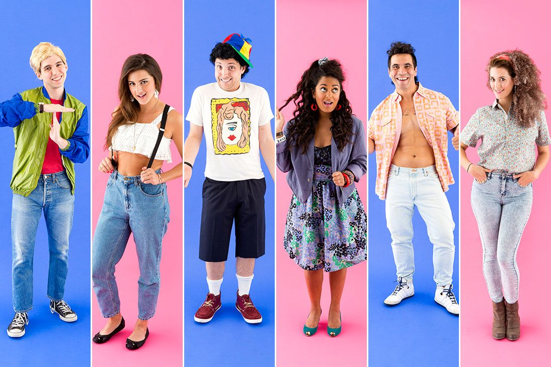 How to Dress Up as the Saved By The Bell' Gang forHalloween How to Dress Up as the Saved By The Bell' Gang forHalloween new pics