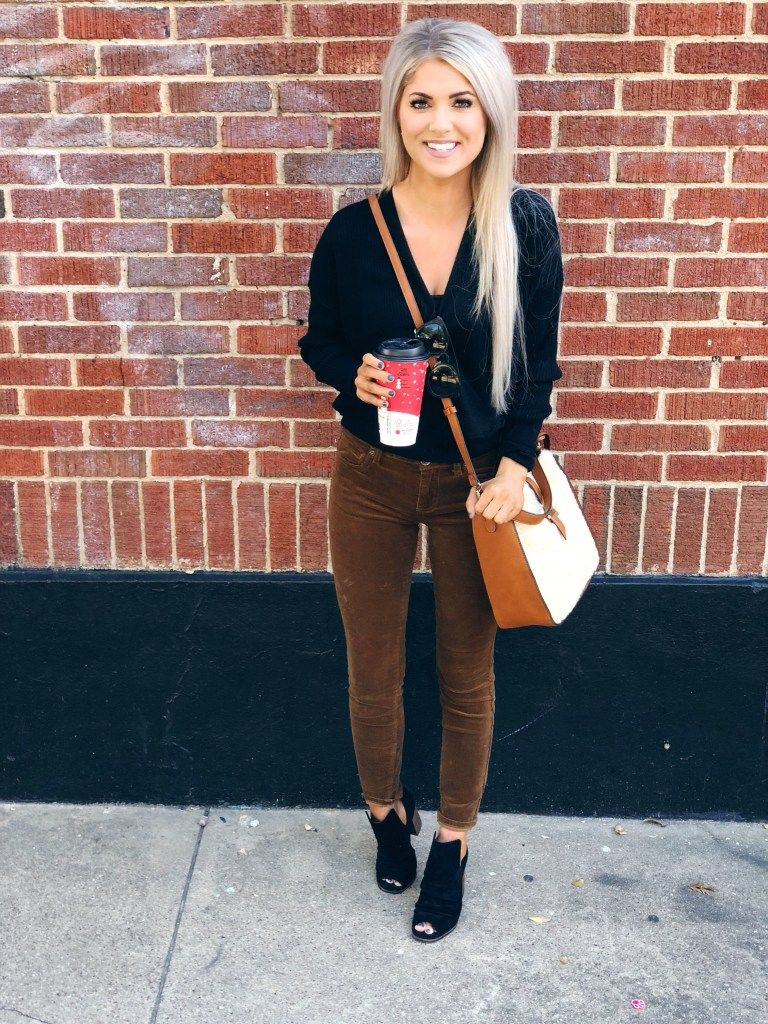 45b9b017a726 Thanksgiving Dinner Outfit With Nordstrom | Fall Fashion | Fall ...