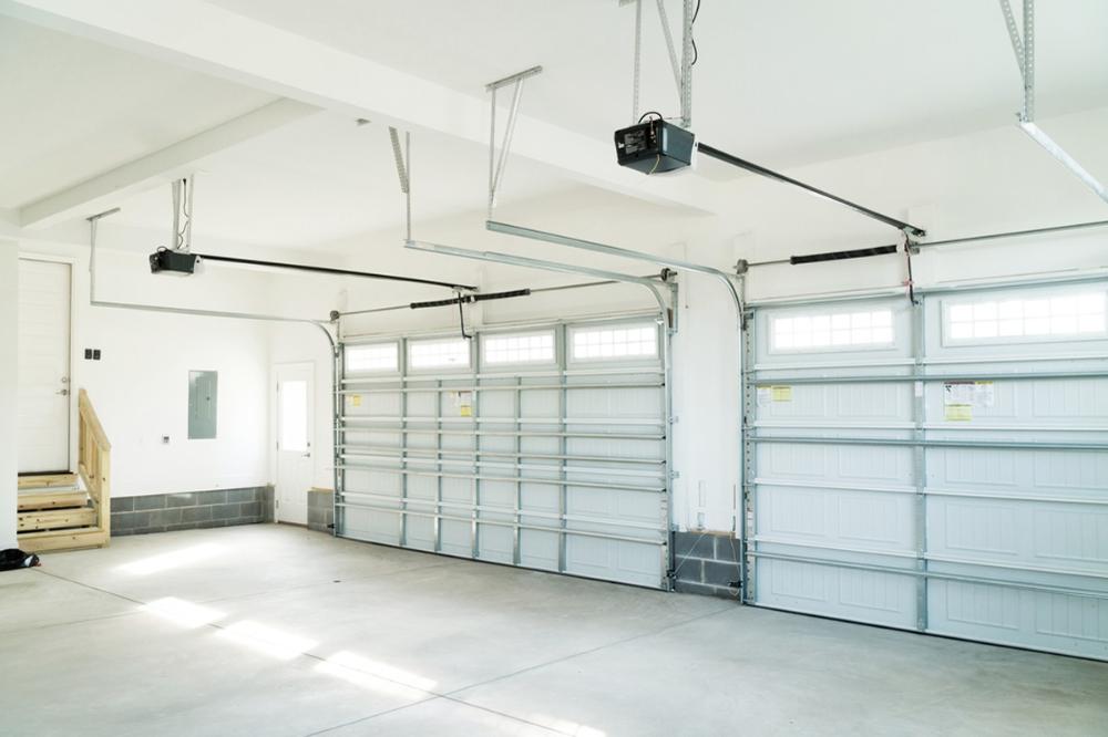 New Garage Door Opener Installation Three Car Garage In 2020 Garage Door Opener Installation Garage Door Installation Best Garage Door Opener