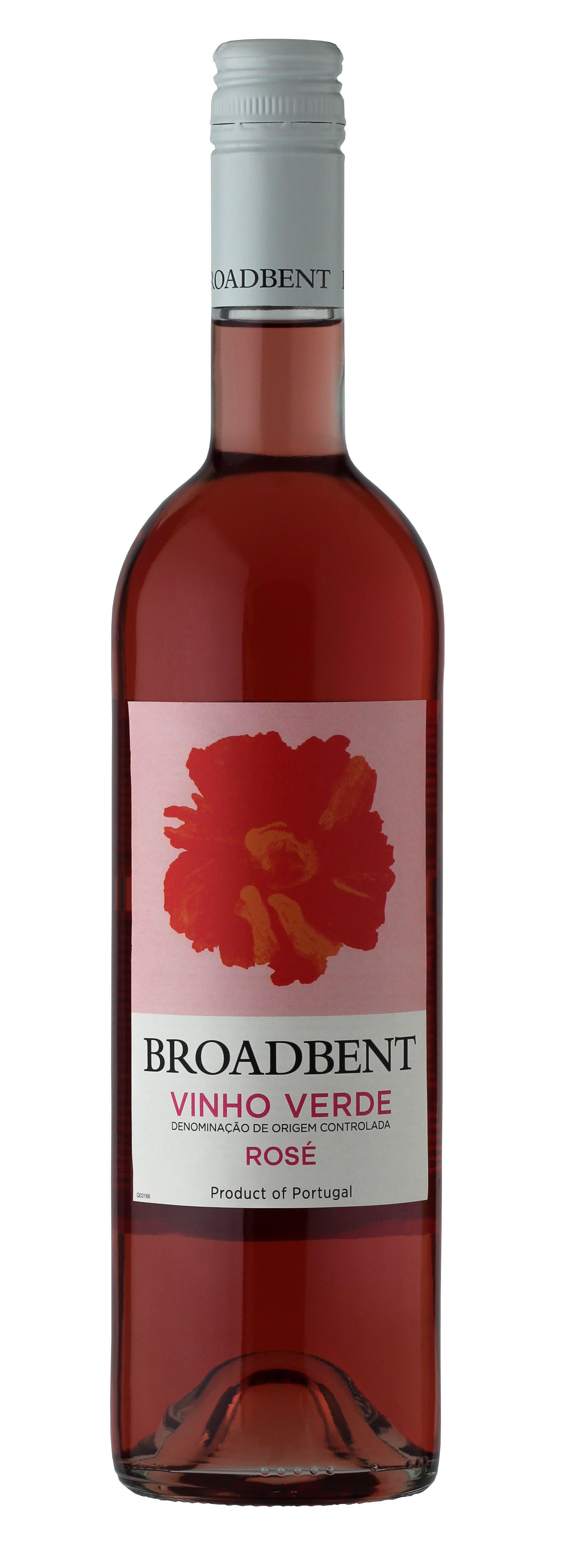 Broadbent Vinho Verde Rose Vino Rosado Vinos