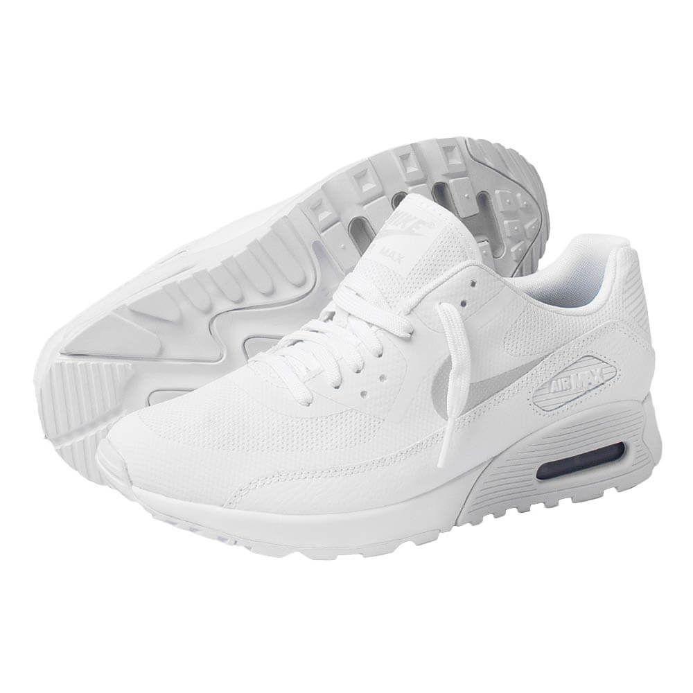 Tênis Nike Air Max 90 Ultra 2.0 Feminino- Cabedal desenvolvido com menos  materiais se comparado da3e214c8938e