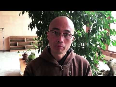 Brother Phap Dung shares about the film 'Planting Seeds: The Power of Mindfulness' - YouTube