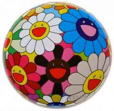 Flower Ball (Algae Ball)   2013
