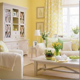 25+ Yellow Traditional Living Room Design For Elegant Room Ideas images