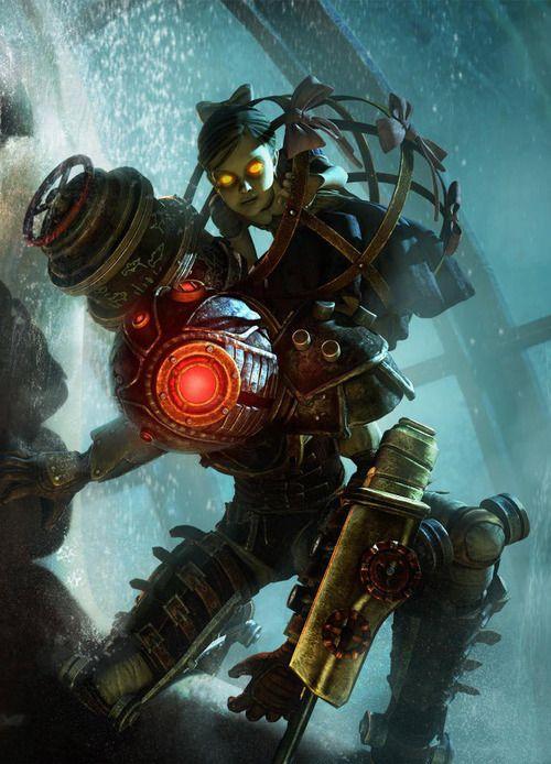 Bioshock Ultimate Rapture Edition Bioshock Art Bioshock Artwork