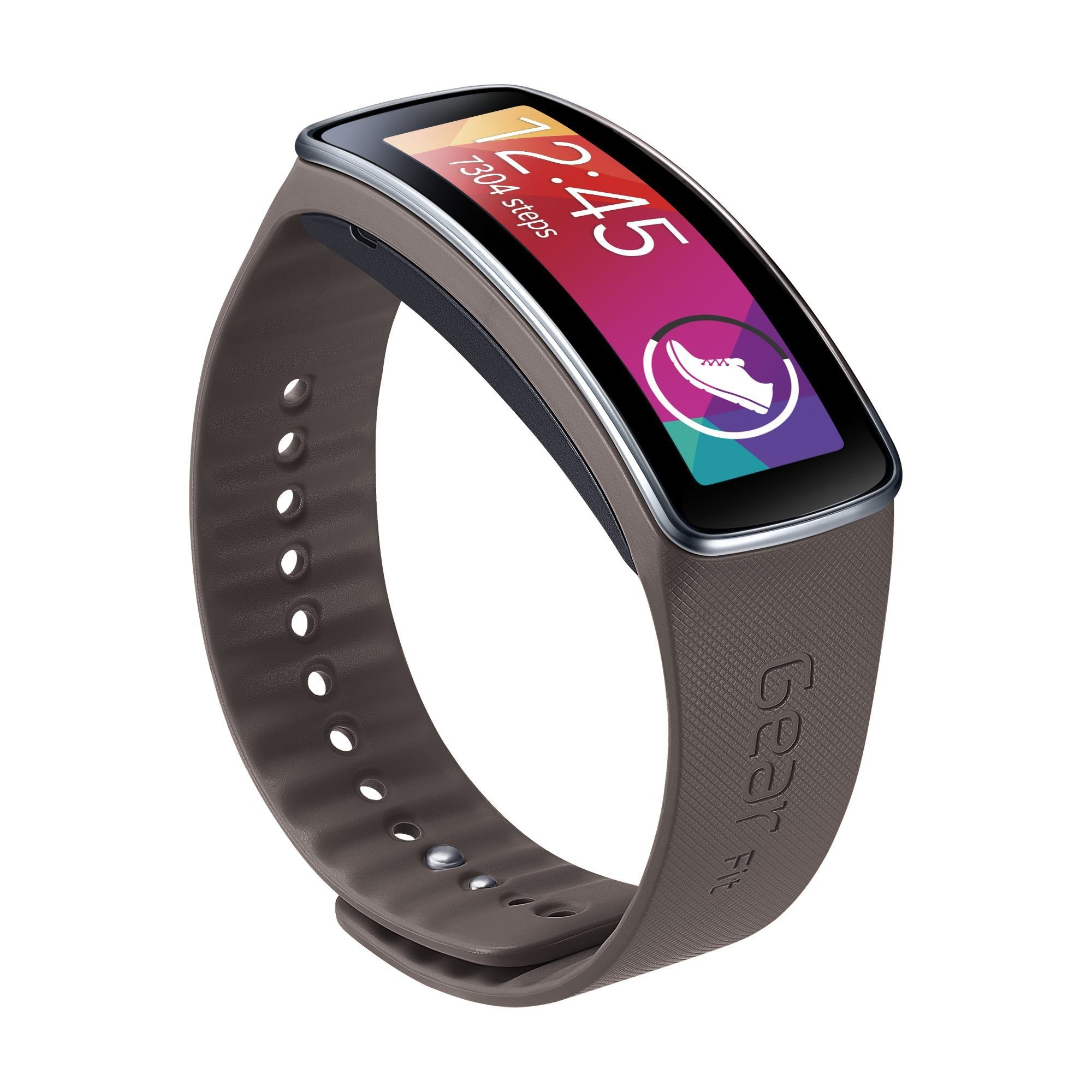 Samsung Galaxy Gear Fit Replacement Plastic Band Retail