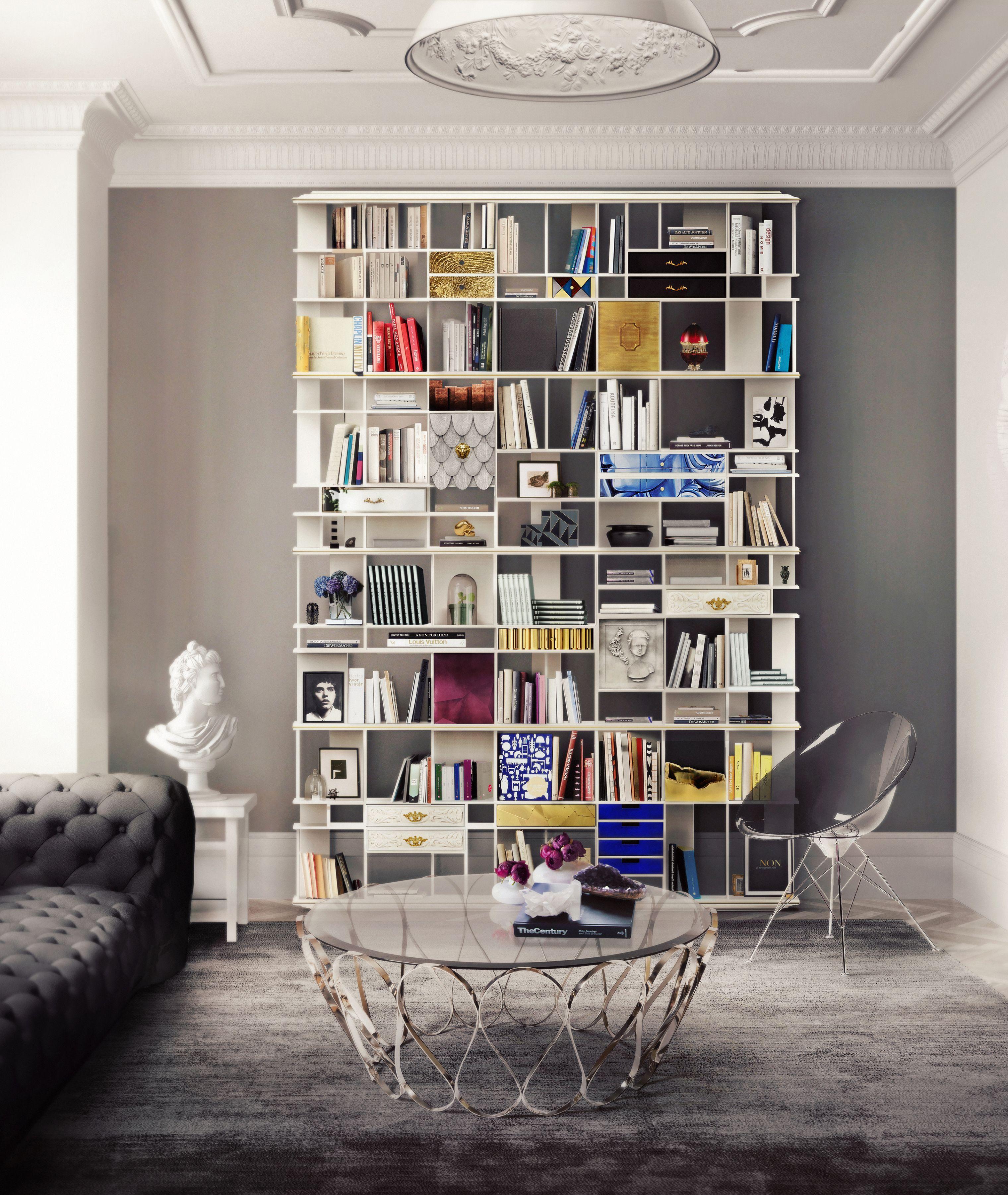 Perfekt Herbst 2017: Luxuriöse Wohnzimmer Für Den Herbst | Wohnzimmer Ideen | Luxus  Möbel | Klassisch