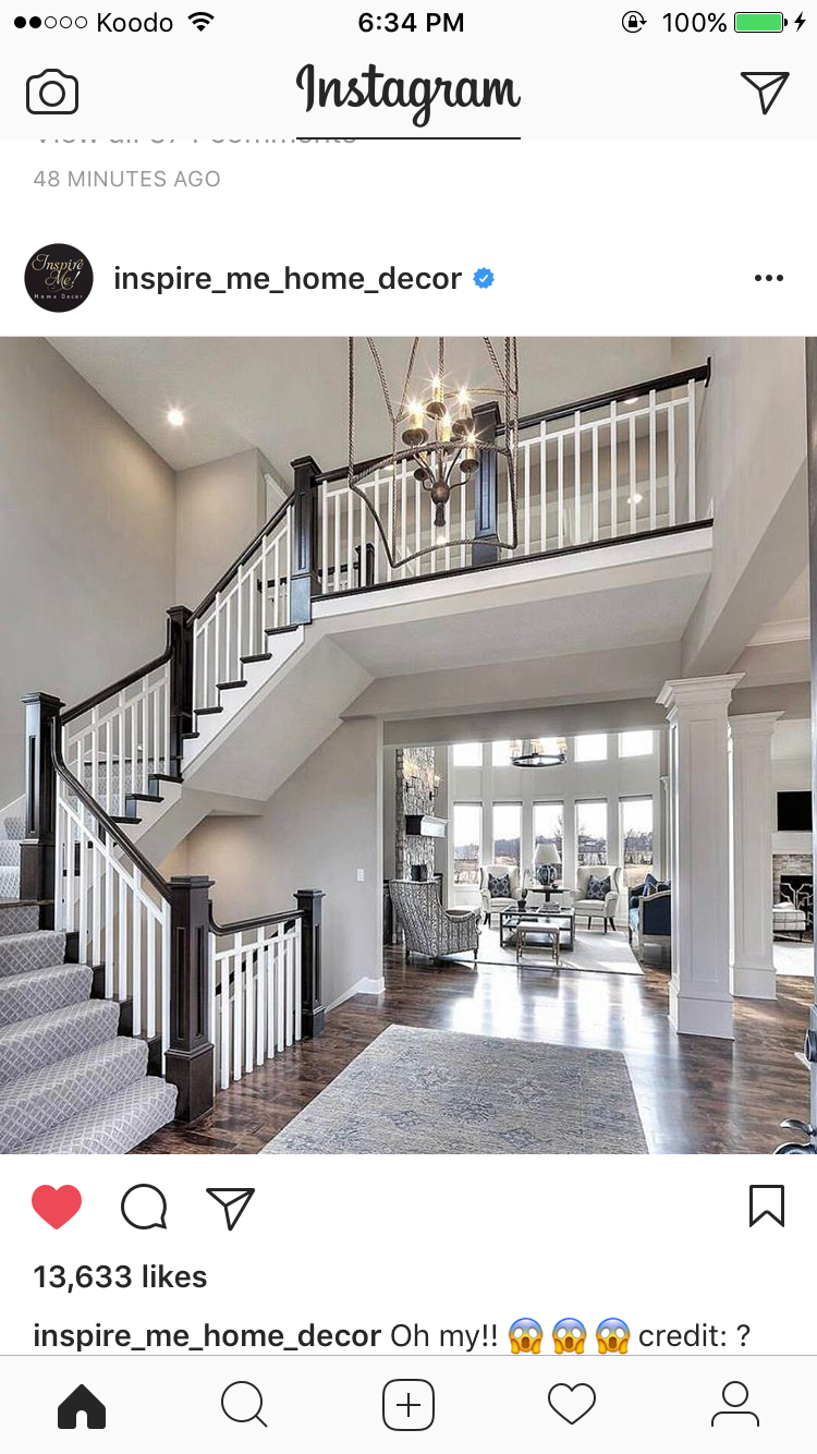 Pin By Bickimer Homes On Model Homes: Absolutely Want This In My House