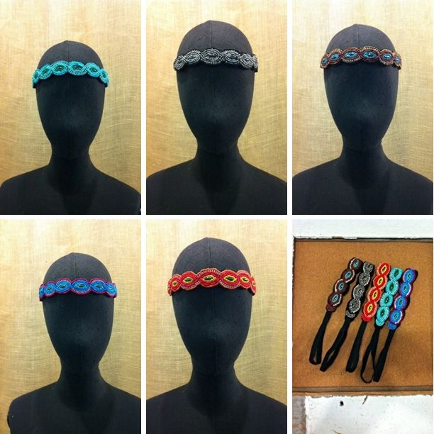 You asked, we listened! Our online store now has beaded head wraps! Get one while they last! | Fringe - Auburn, AL