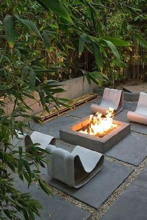 Tradgard Backyard Fire Backyard Outdoor Fire