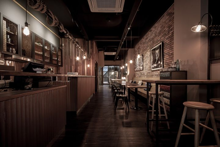 Sojourner Caf By Oliver Interior Design Kaohsiung Taiwan