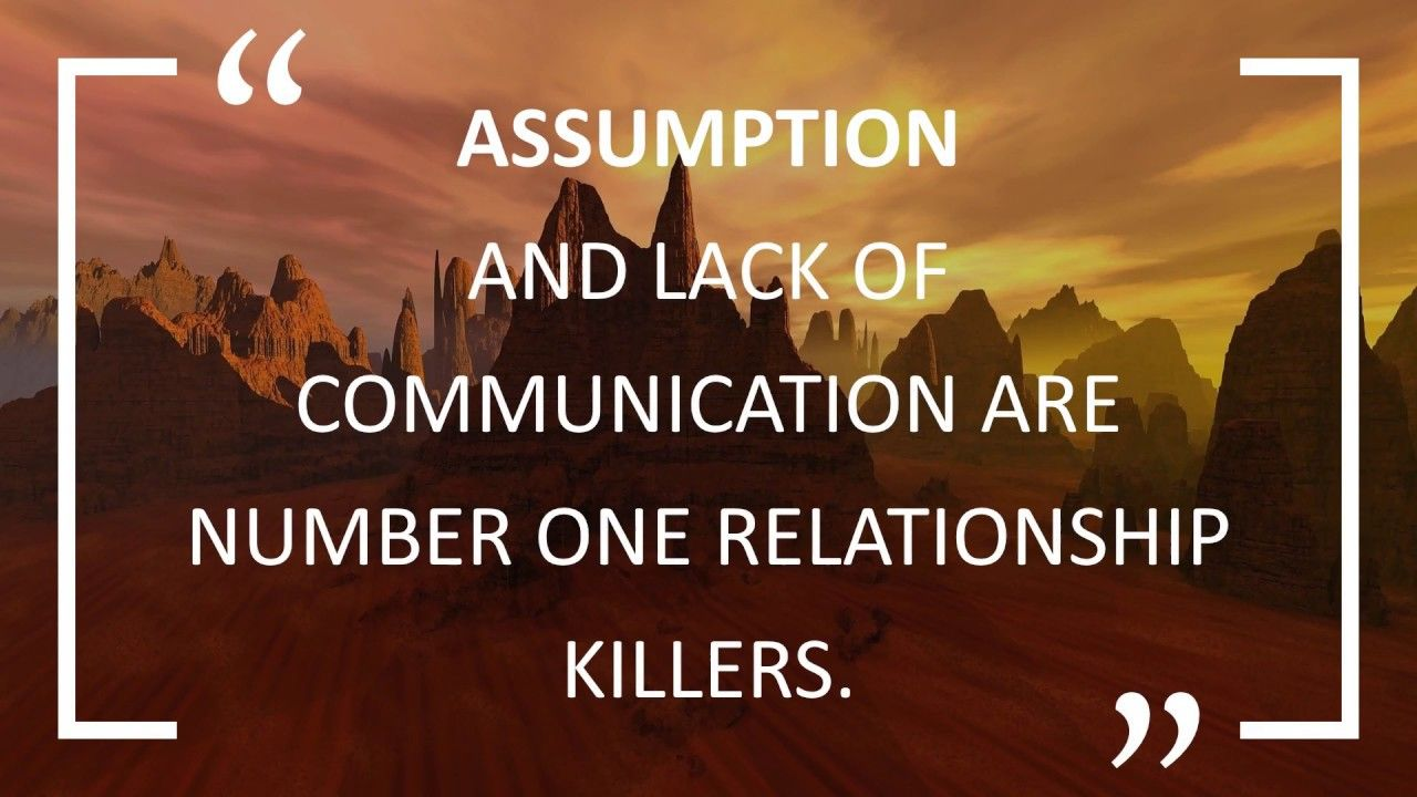 Communication in Relationships Quotes | Communication