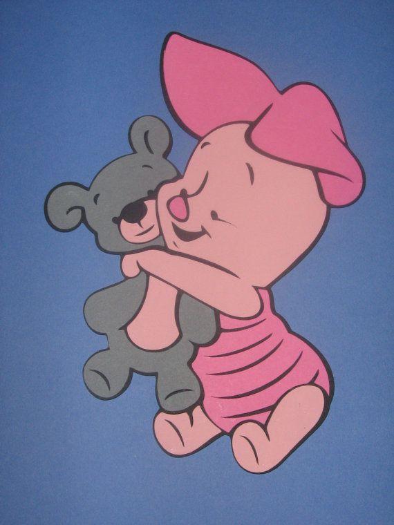 Winnie The Pooh Tigger Piglet Eeyore Baby By ThePaperdollPrincess 1500