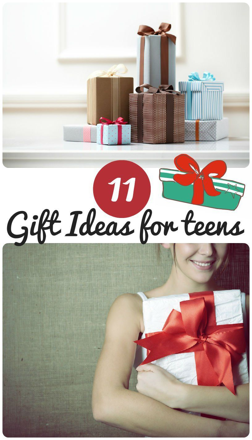 what do teenage guys like for gifts