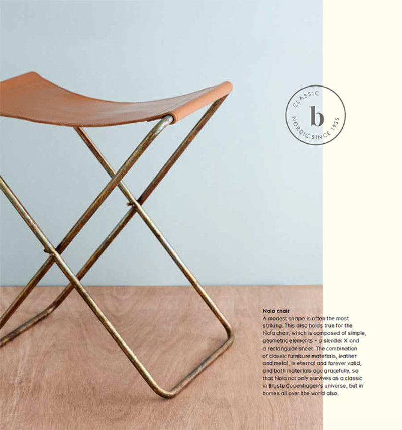 Peachy Leather Folding Stool In 2019 Lounge Folding Stool Ibusinesslaw Wood Chair Design Ideas Ibusinesslaworg