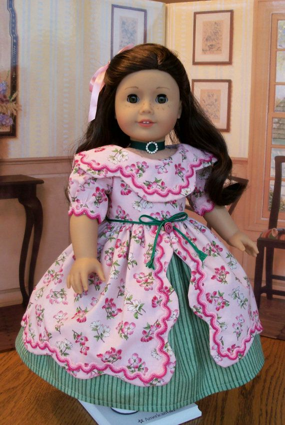 Spring Gown for Marie Grace or Cecile/ Clothes for by Farmcookies