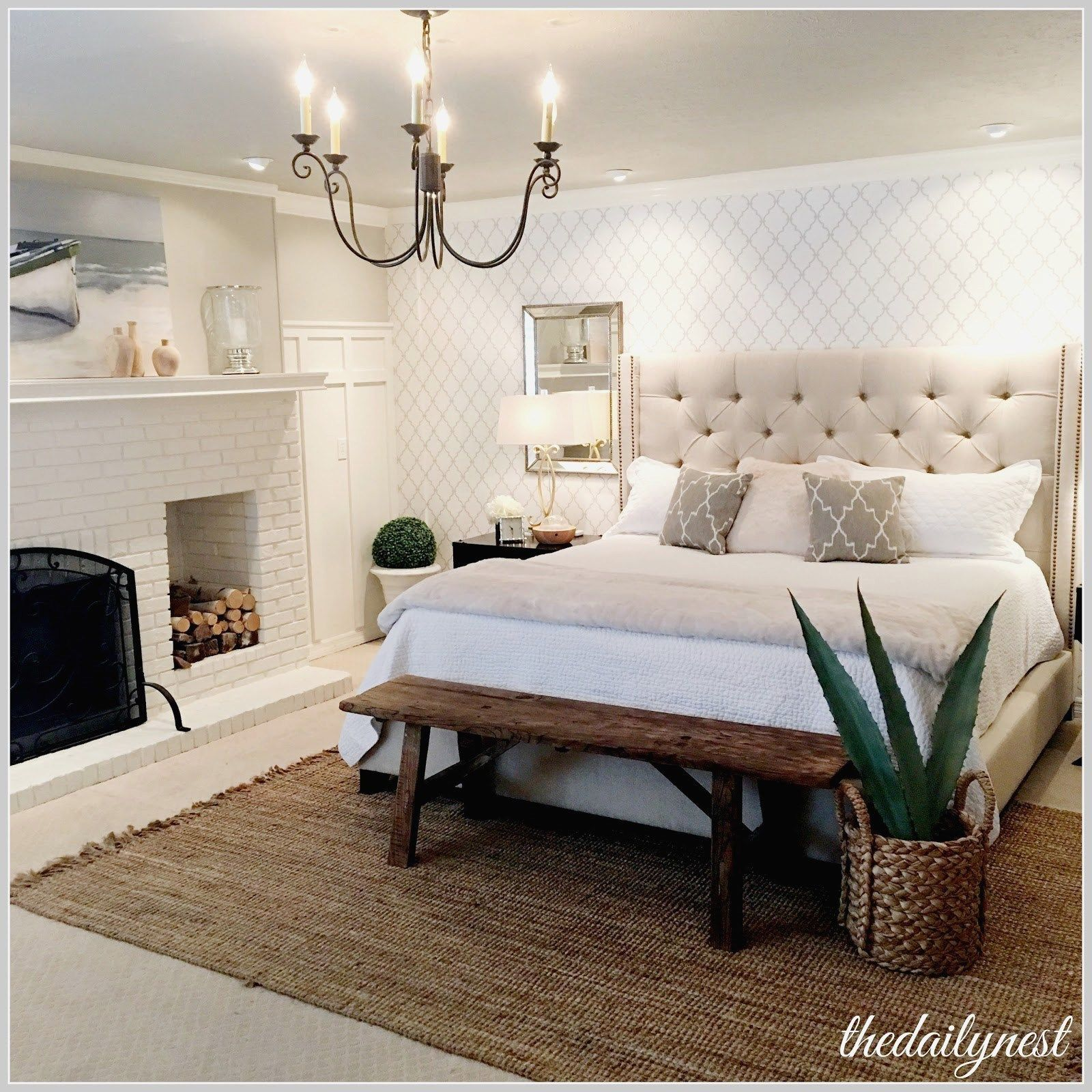 Enhance Your Senses With Luxury Home Decor Pottery Barn Bedrooms