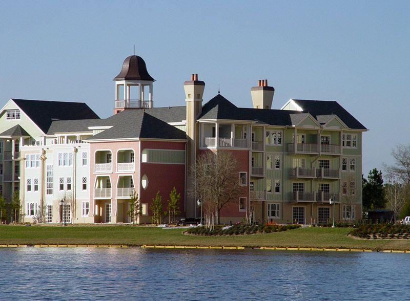Disney Resort Saratoga Springs