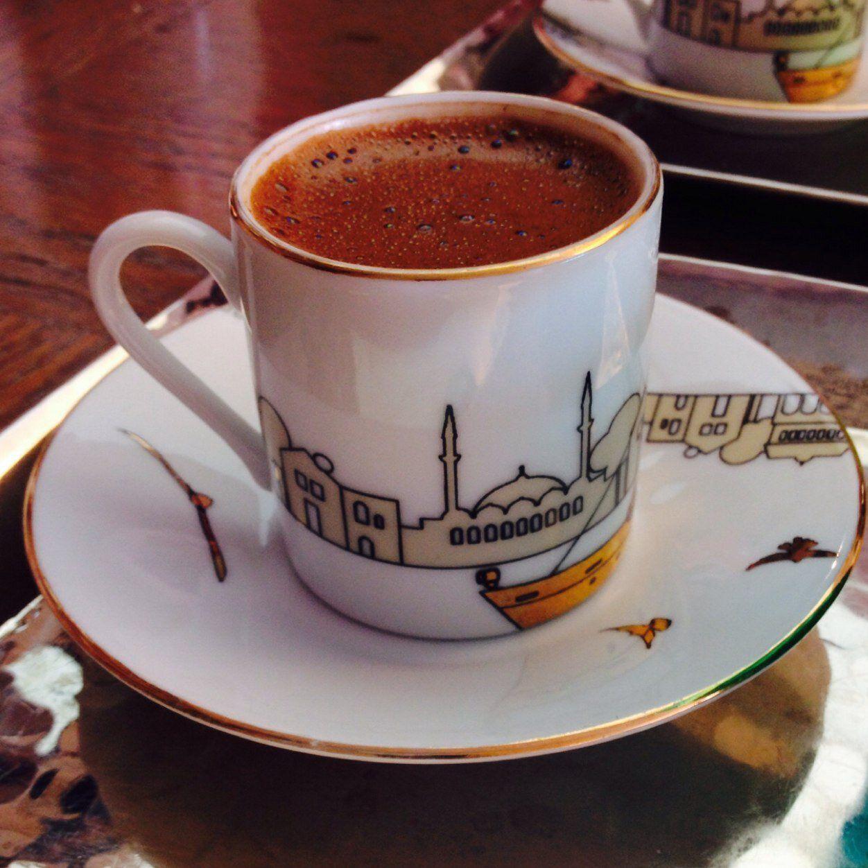 Nice coffee cup...Turkish coffee...hmm | Turkish coffee ...