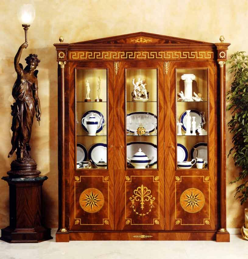 Empire Dining Room Furniture in Spanish Style - Top and ...