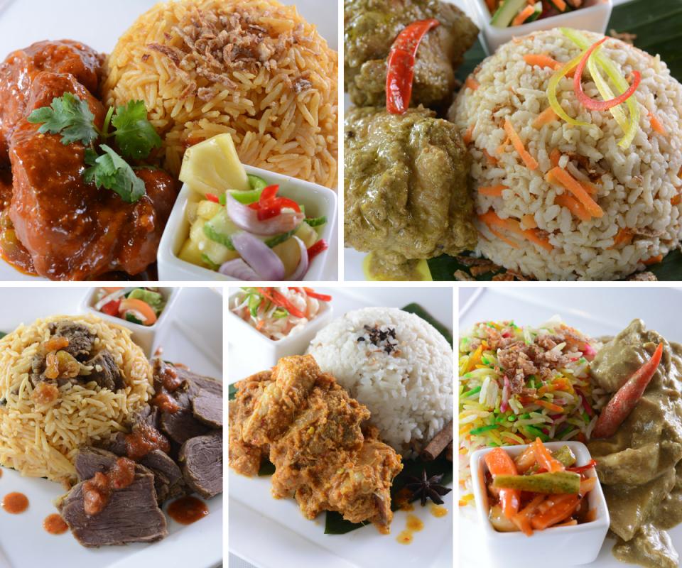 Aneka Resipi Set Nasi Yang Sangat Mudah Sedap Sesuai Disajikan Buat Tetamu Yang Datang Beraya Food Recipes Easy Meals