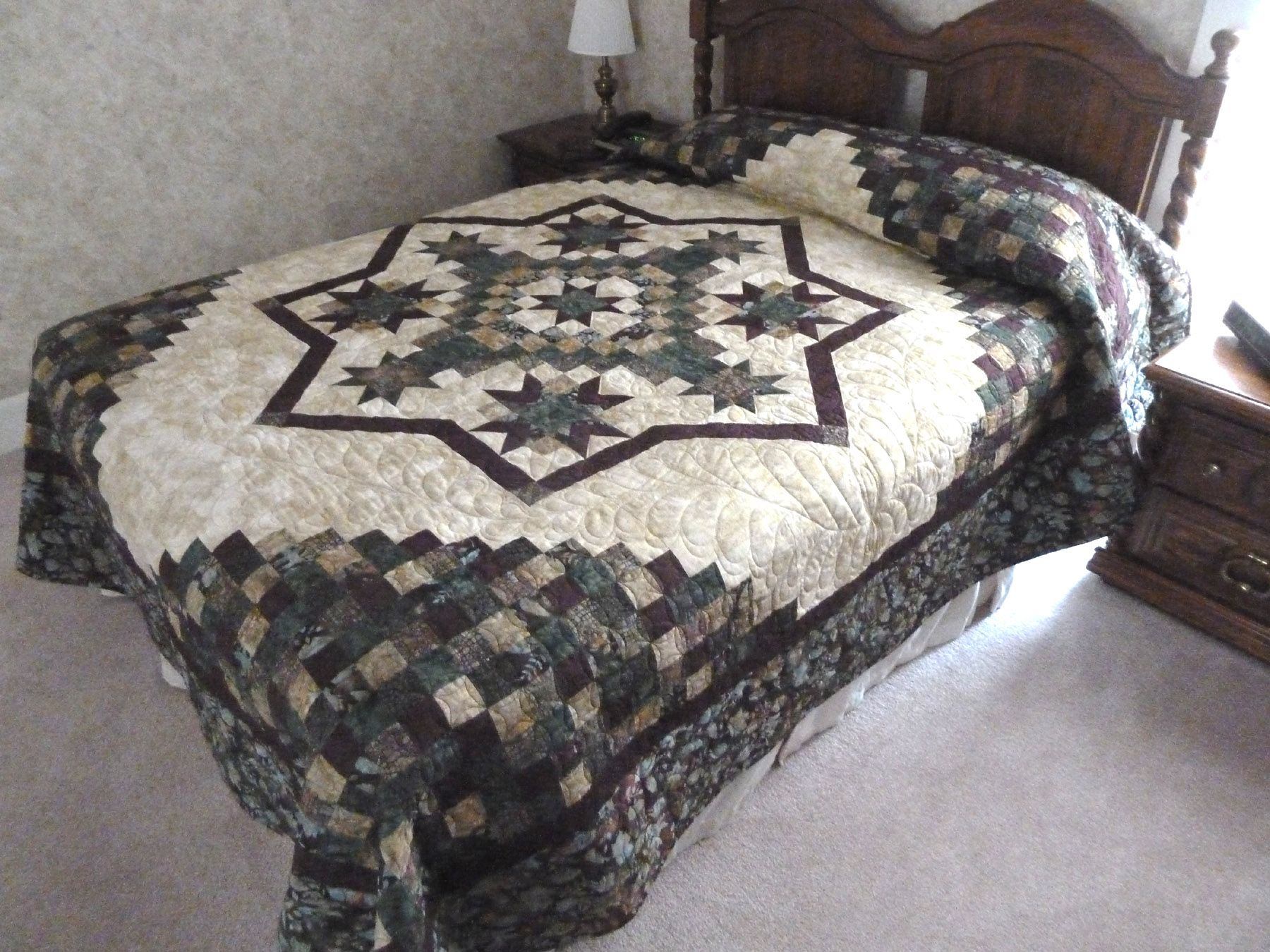 bamboo size queen bb quilt batting sew easy