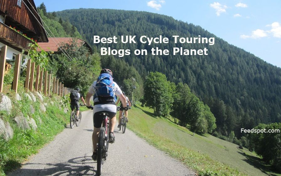 Top 10 Uk Cycle Touring Blogs And Websites To Follow In 2018 Touring Bike Touring Cycling
