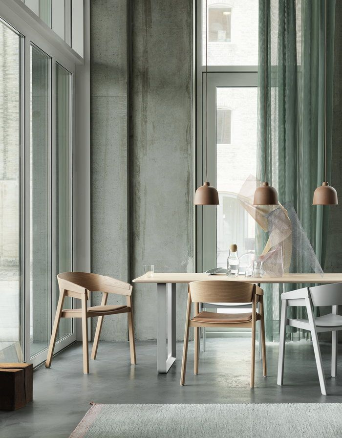 Muuto\u0027s new arrivals H O M E Pinterest Interiors, Dining and Room