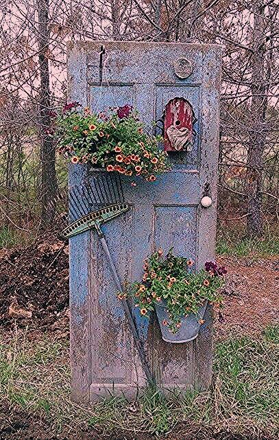 Photo of Making unusual DIY garden decoration yourself – 40+ upcycling garden ideas