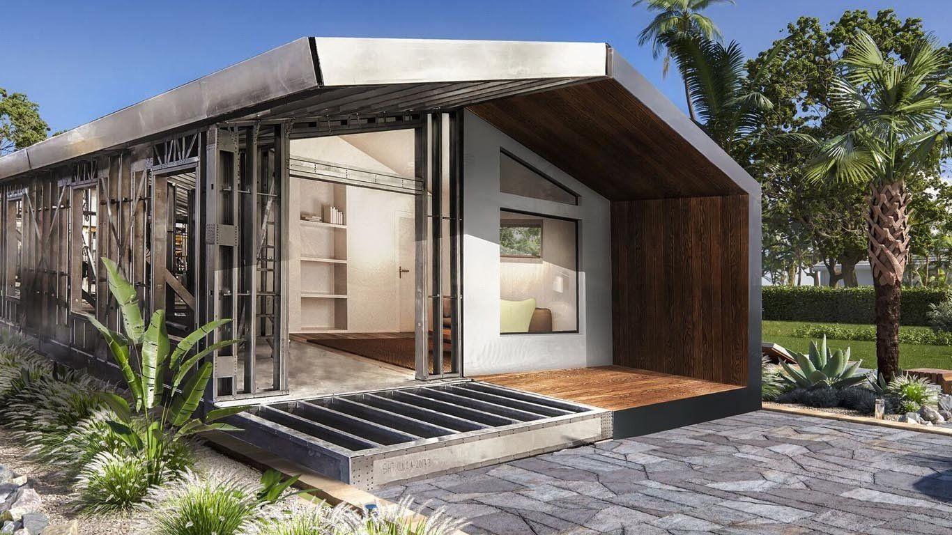Prefab Homes in Florida in 2020 Prefab homes florida