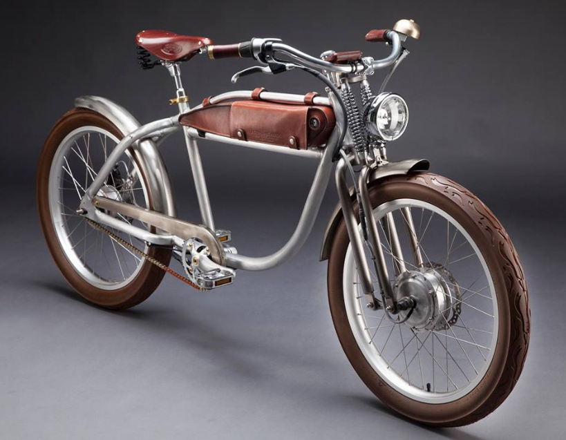 Italjet Ascot An E Bike With Beautiful Vintage Style Bicycle Electric Bike Electric Bicycle