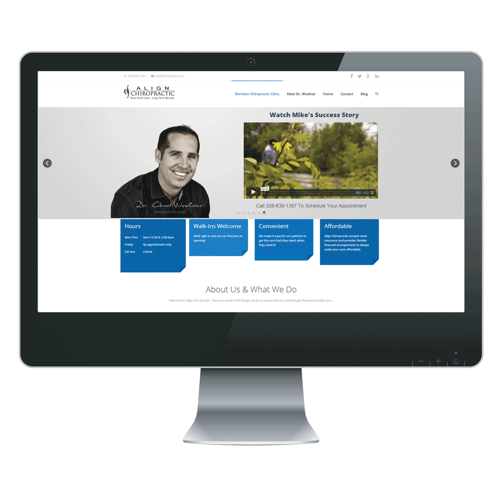 https//touchpoint.digital/ Website development
