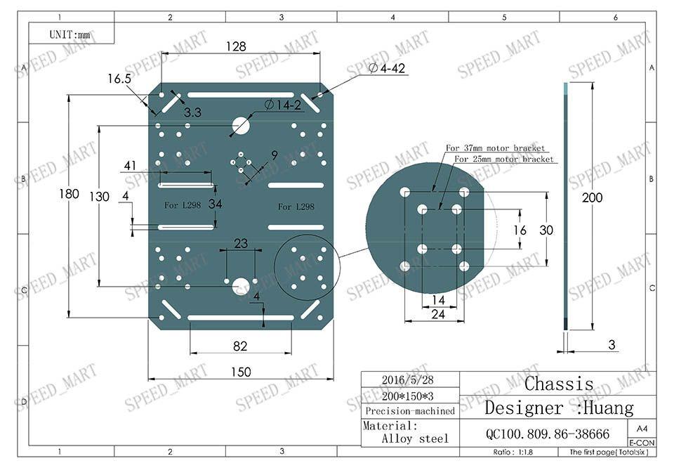smart car chassis for arduino blueprint - Google zoeken ROBOTICA - new blueprint digital timer 240v