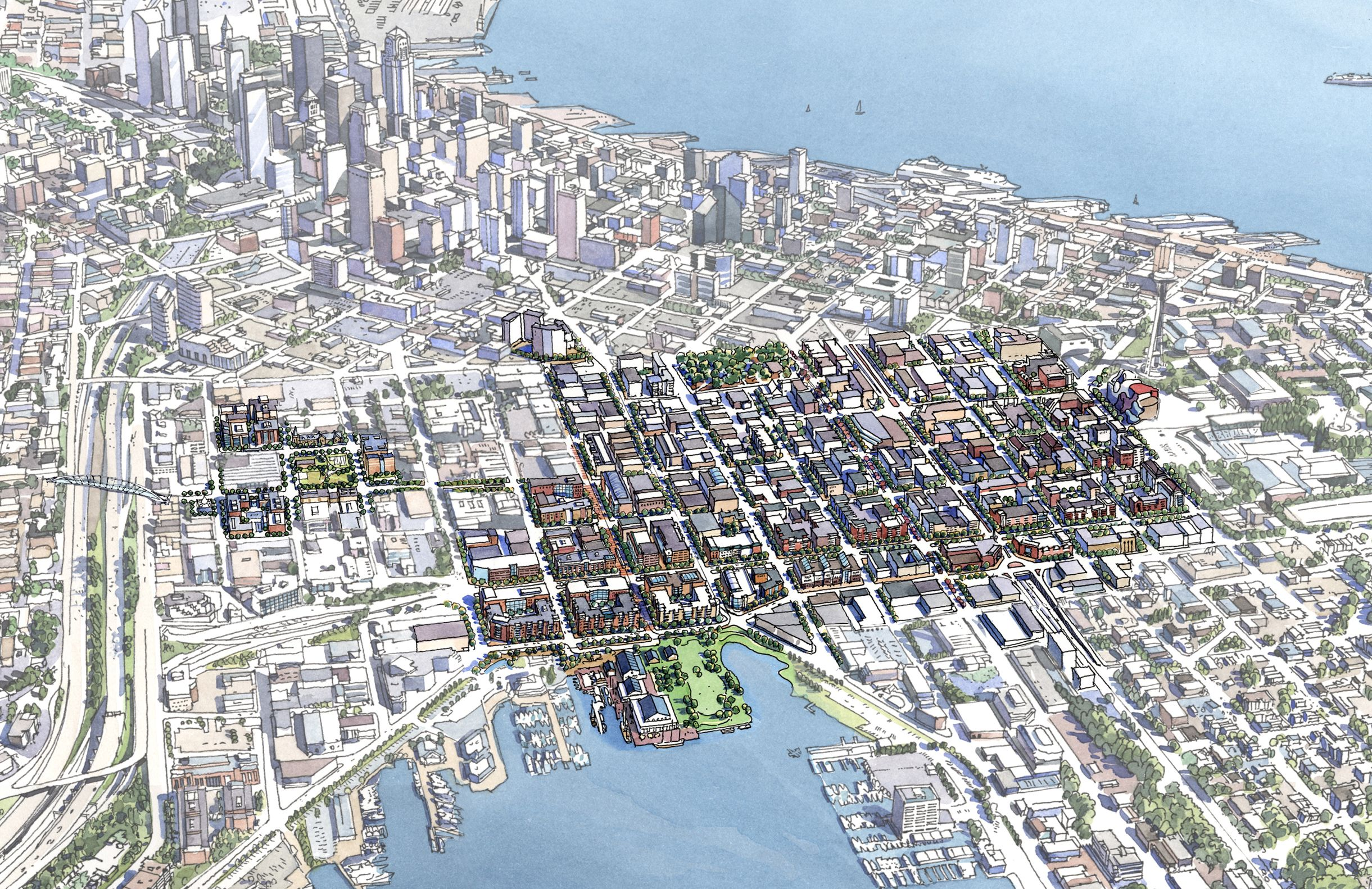 Innovation Districts Urban Design Associates With Images
