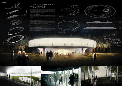 Announcement of the MH17 Memorial + Park Competition Results - Architecture Competition Results