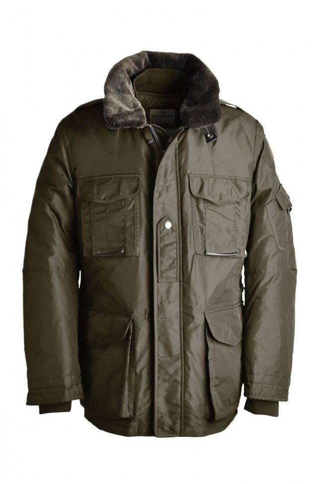 new style f8461 046b3 €285.24 Parajumpers Hommes Masterpiece Portland Olive ...