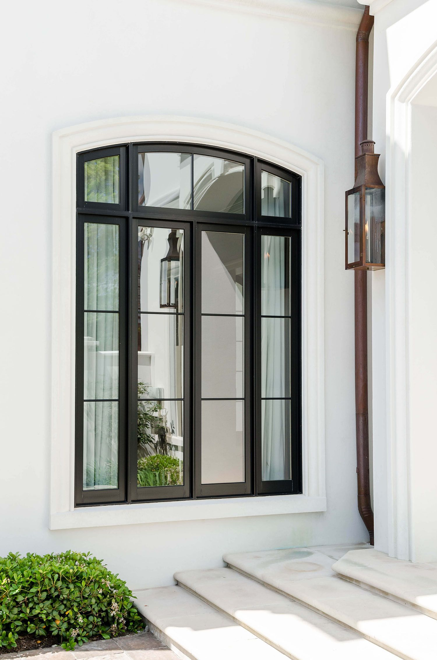 Outside Home Window Layout Fair Concepts Style Exterior Window ...