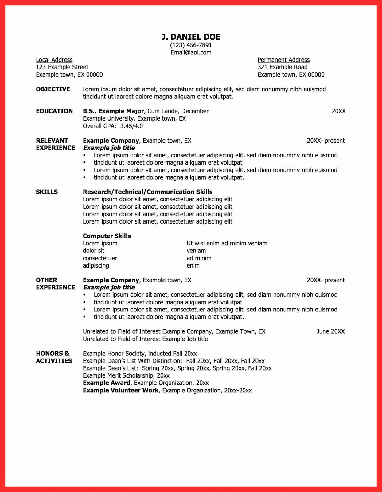 good resume title for customer services and other jobs 2019