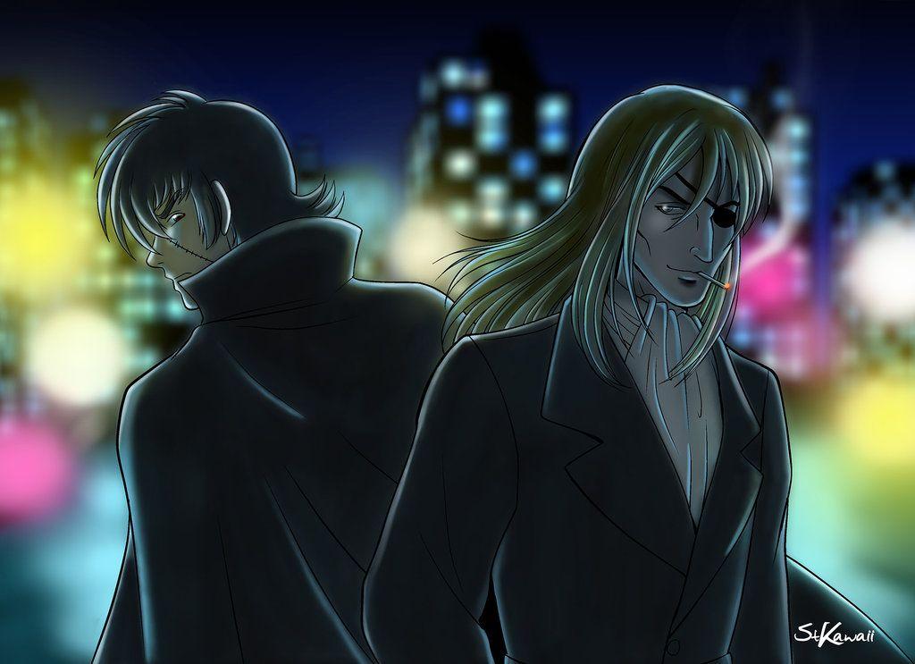 Black Jack And Dr Kiriko Black Jack Anime Jack Black Jack Black jack anime wallpaper