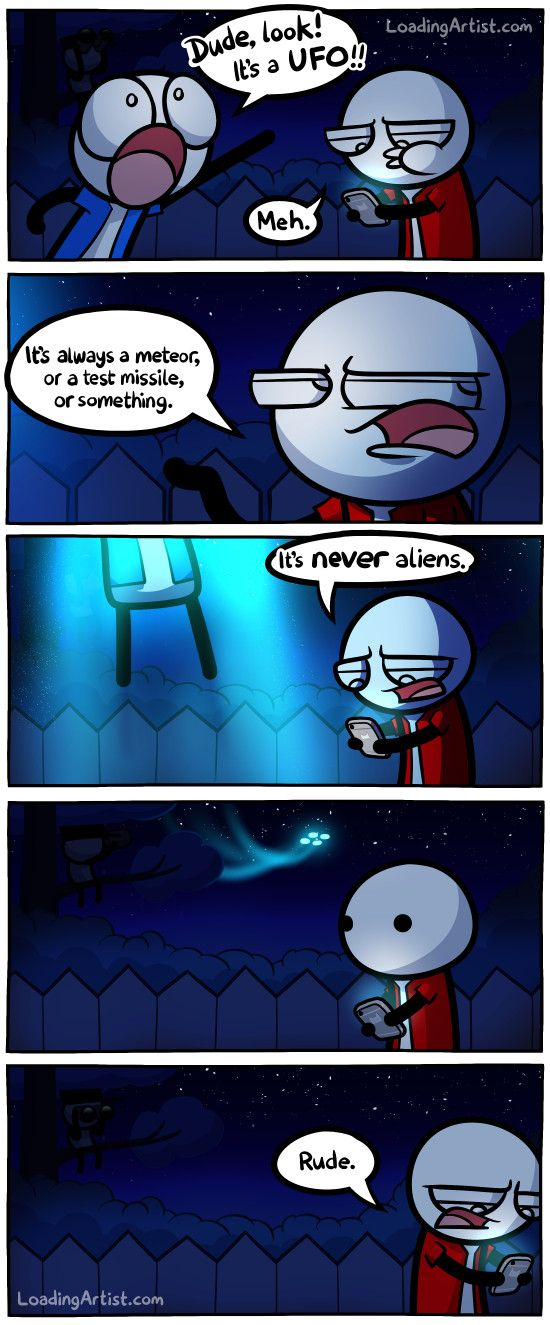 Loading Artist » Never Aliens   Comics   Funny, Funny ...