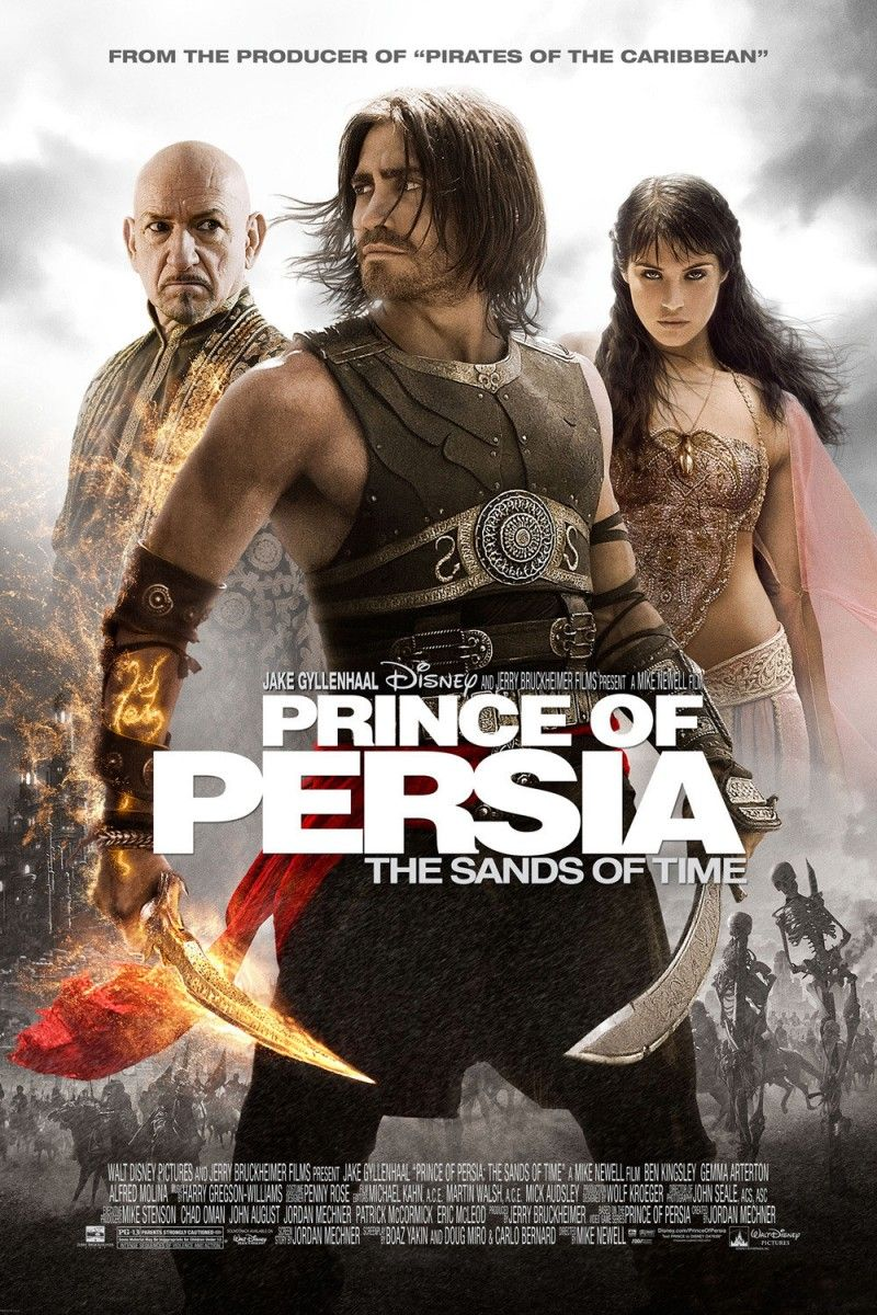 Prince Of Persia The Sands Of Time Prince Of Persia Movie Prince Of Persia Good Movies