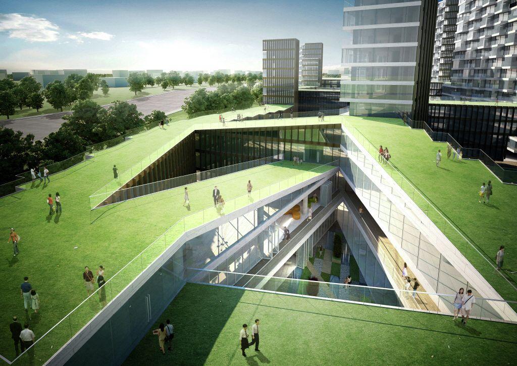 Best Gallery Of Nine Dragon Housing Complex Ykh Lab 54 640 x 480