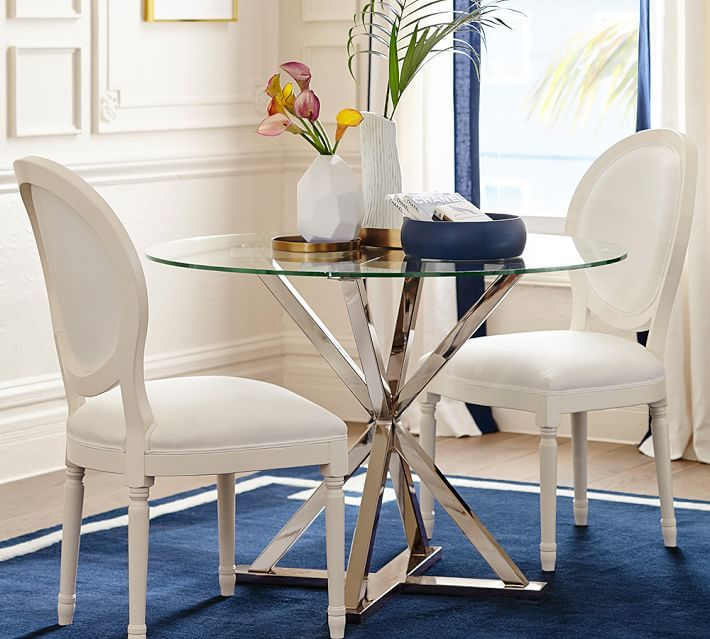 15 Small Dining Room Table Ideas Tips: Ava Dining Table